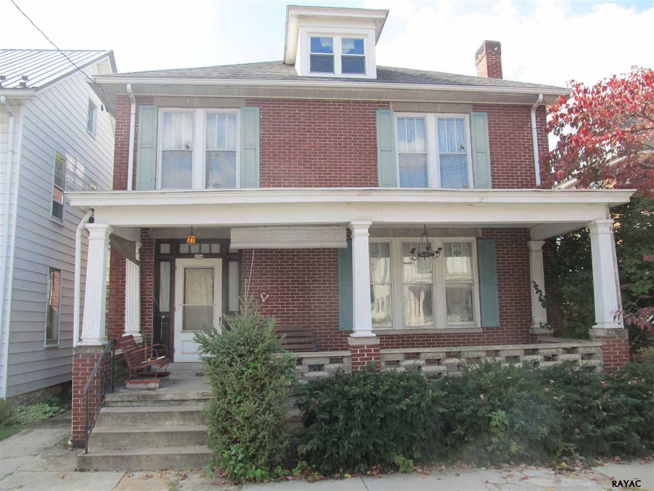 Photo of 576 E King Street  Chambersburg  PA