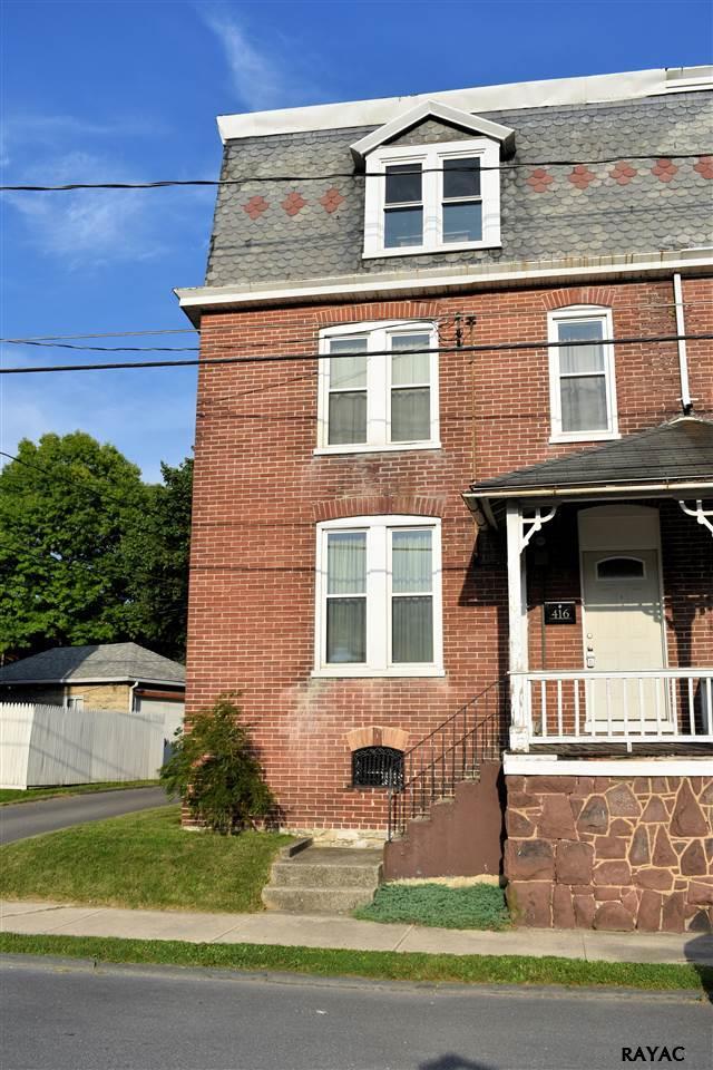 Photo of 416 Wolf Avenue  Chambersburg  PA