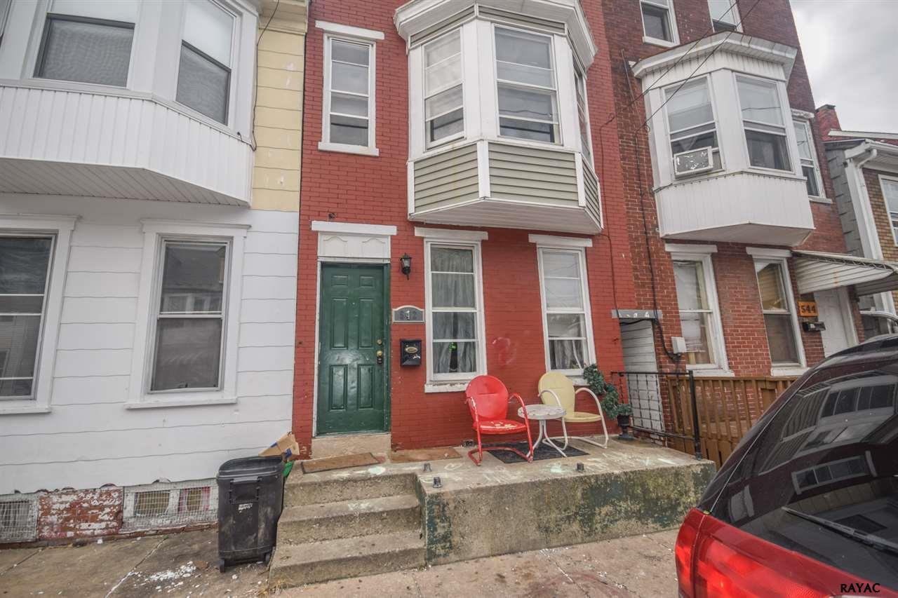 Photo of 542 W Philadelphia Street  York  PA