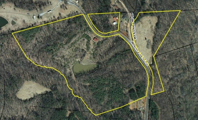 421 Wildlife Lake Road, Reidsville, NC, 27320 -- Homes For Sale