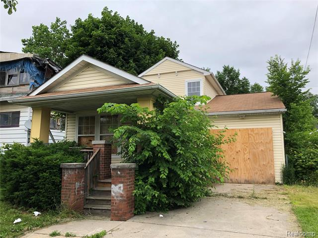 primary photo for 4854 SPRINGLE Street, Detroit, MI 48215, US