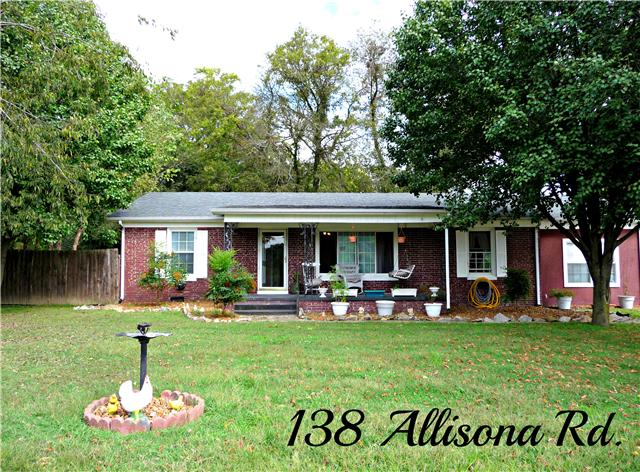 138 Allisona Rd, Eagleville, TN 37060