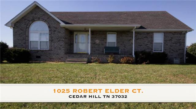 1025 Robert Elder Ct, Cedar Hill, TN 37032