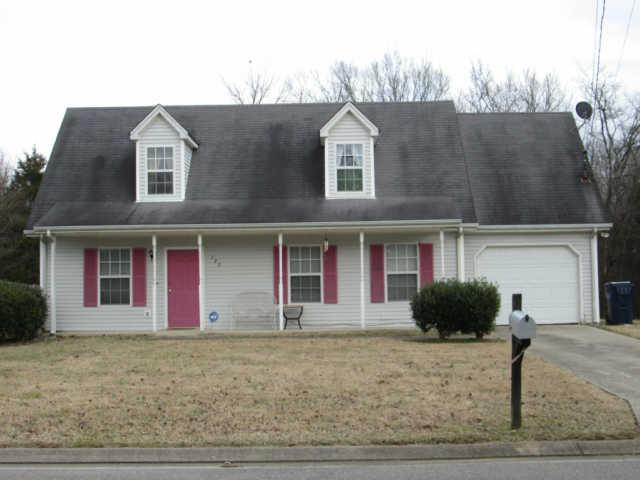 123 Bill Stewart Blvd, La Vergne, TN 37086