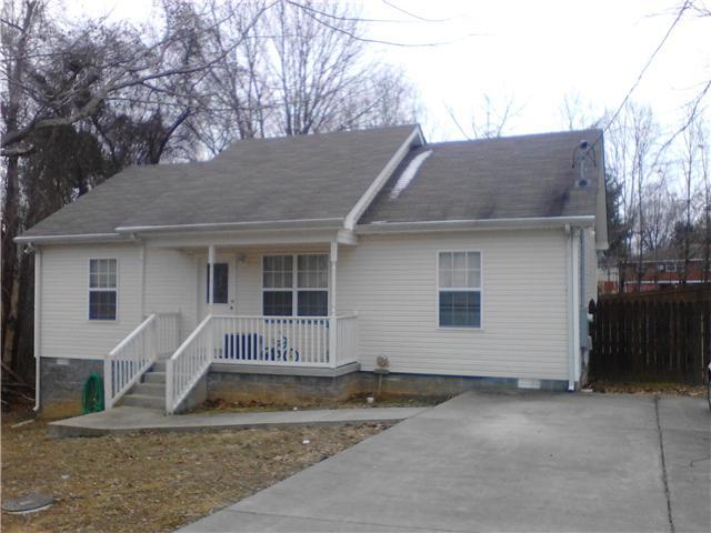 404 Rudolph St, Springfield, TN 37172