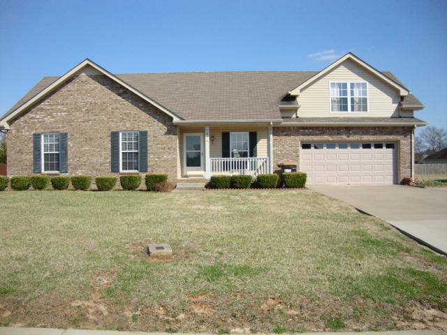 3876 Gaine Dr, Clarksville, TN 37040