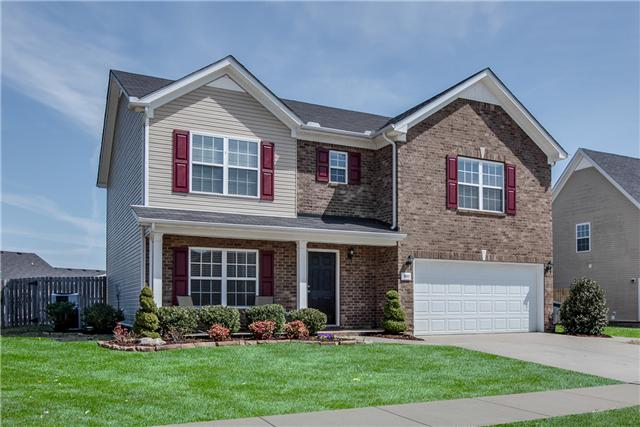 6003 Twin Feather Run, Spring Hill, TN 37174