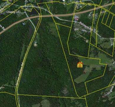 31.07 acres Palmyra, TN