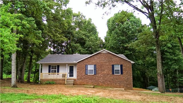3324 Backridge Rd, Woodlawn, TN 37191