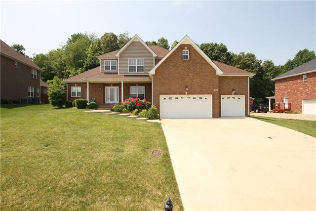 935 Terraceside Cir, Clarksville, TN 37040