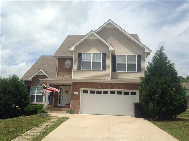 3335 Heatherwood Trce, Clarksville, TN 37040