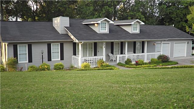 25 Cline Ridge Rd, Winchester, TN 37398