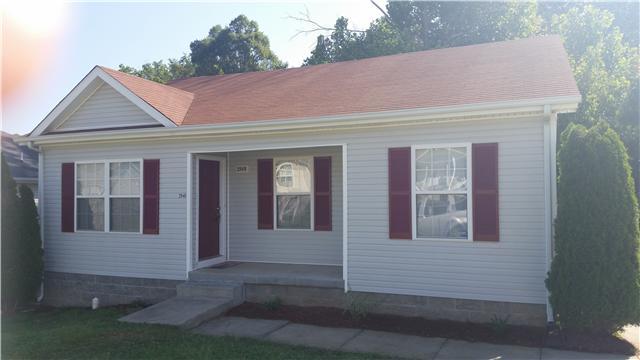 Rental Homes for Rent, ListingId:29271786, location: 2948 Core Drive Clarksville 37040