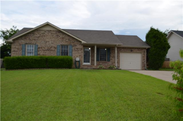 3254 S Senseney Cir, Clarksville, TN 37042