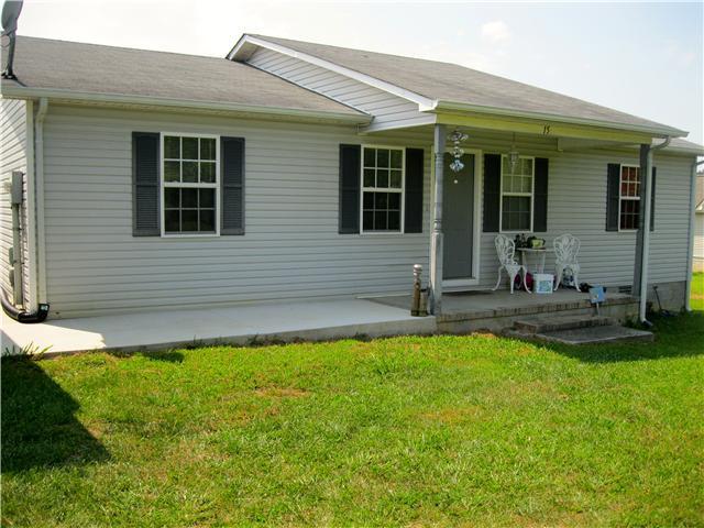 15 W Jones Rd, Mc Minnville, TN 37110