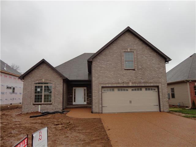 7026 Nickalus Way Lot # 87, Spring Hill, TN 37174