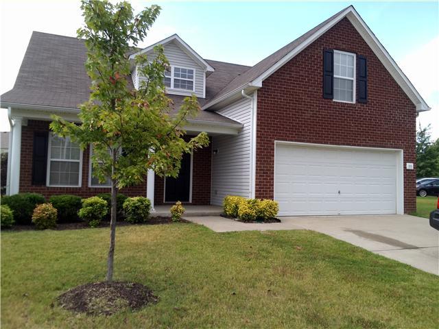 Rental Homes for Rent, ListingId:32218006, location: 215 Elderberry Way Murfreesboro 37128