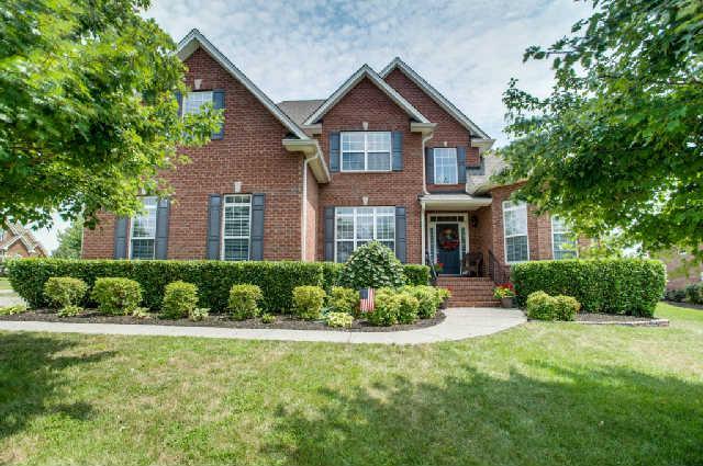 1607 Fair House Rd, Spring Hill, TN 37174
