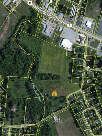 37 acres by Manchester, Tennessee for sale