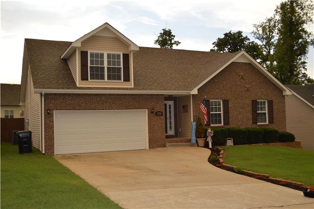 3174 Cross Ridge Dr, Clarksville, TN 37040