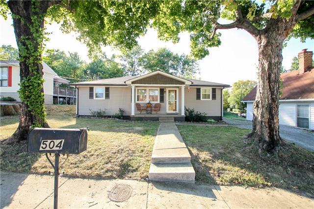 504 Martin St, Clarksville, TN 37040