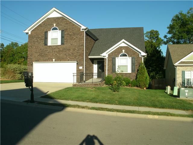 3551 Oak Creek Dr, Clarksville, TN 37040