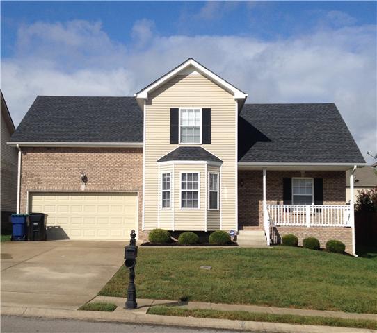 2554 Centerstone Cir, Clarksville, TN 37040