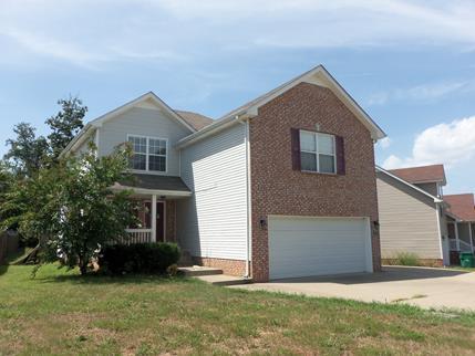 2836 Sharpie Dr, Clarksville, TN 37040