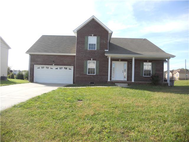 3418 Bradfield Drive, Clarksville, TN 37042