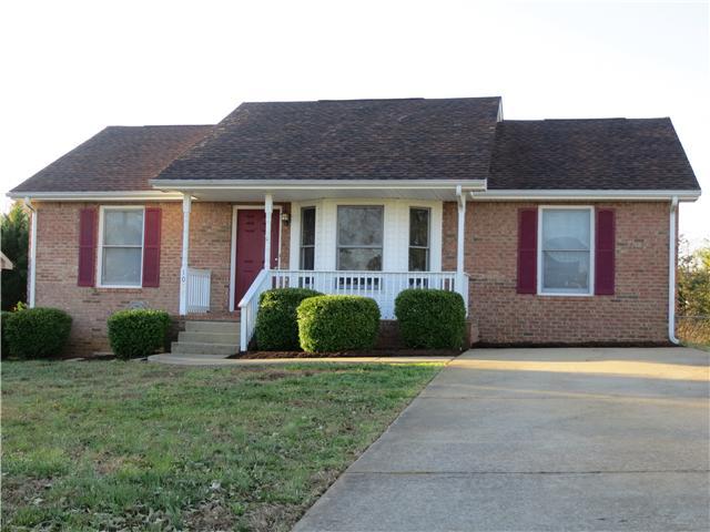 1078 Bobcat Dr, Clarksville, TN 37042