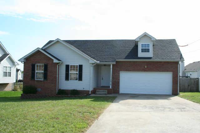 2418 Mccalls Way, Clarksville, TN 37042