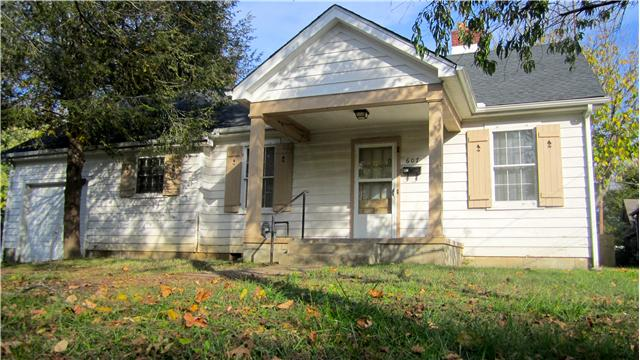 607 Greenwood Ave, Clarksville, TN 37040