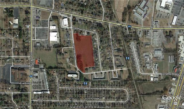7.29 acres Huntsville, AL