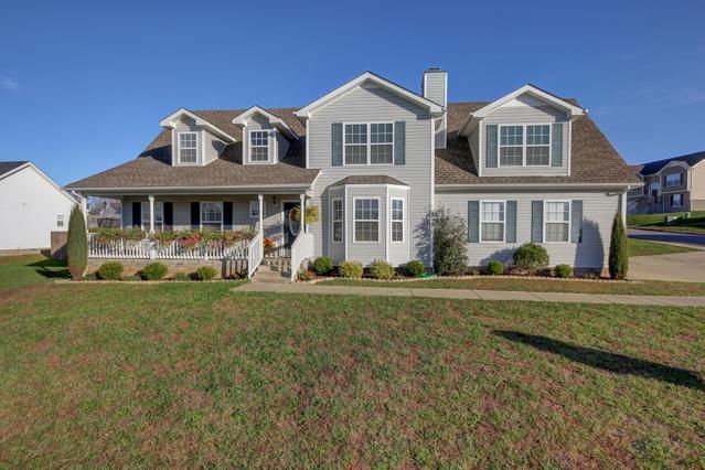 1601 Broad Cir, Clarksville, TN 37042