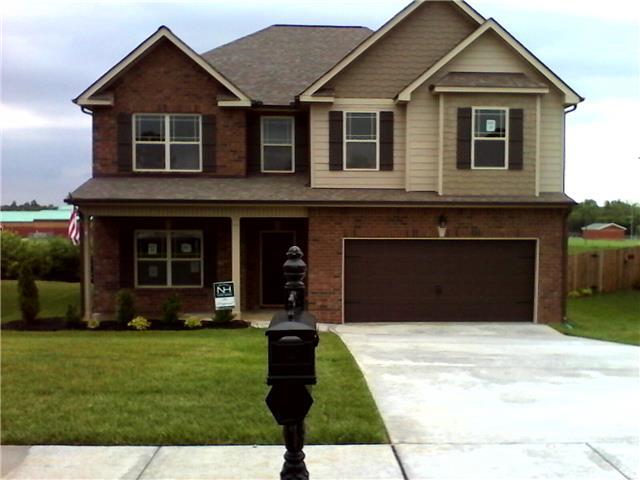 1109 Henry Place Blvd, Clarksville, TN 37042