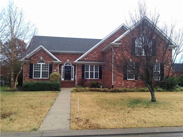Rental Homes for Rent, ListingId:32218061, location: 2905 Runnymeade Drive Murfreesboro 37127