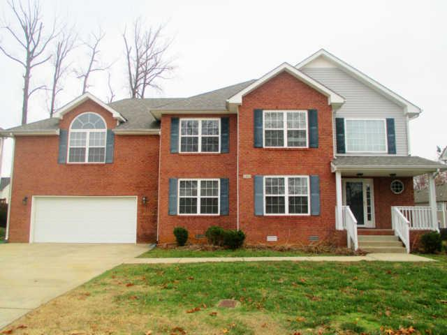 2490 Hattington Dr, Clarksville, TN 37042
