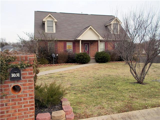 Rental Homes for Rent, ListingId:32216662, location: 1031 Blue Jay Lane Adams 37010