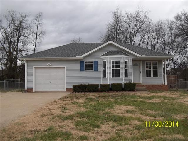 3233 N Senseney Cir, Clarksville, TN 37042
