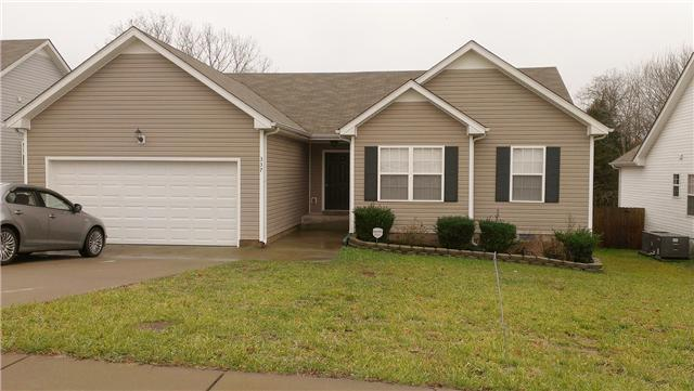 Rental Homes for Rent, ListingId:32227334, location: 337 Chalet Circle Clarksville 37040