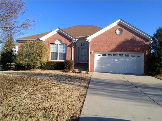 Rental Homes for Rent, ListingId:32217647, location: 2975 Buckner Lane Spring Hill 37174