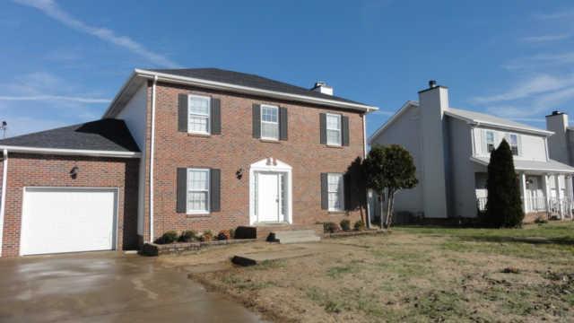 1245 Cobblestone Ln, Clarksville, TN 37042