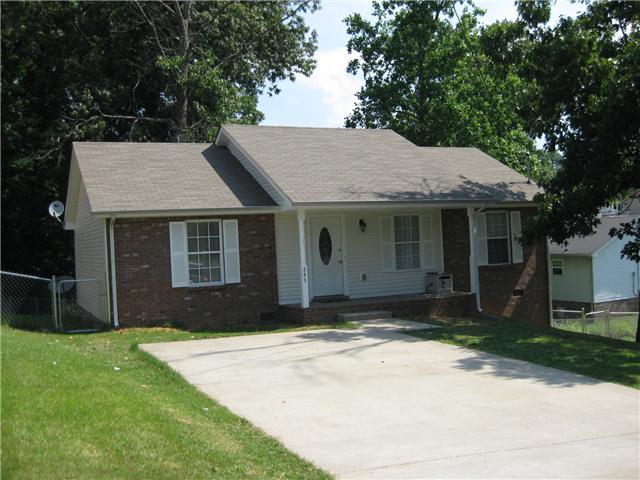 Rental Homes for Rent, ListingId:32225135, location: 283 Rue Le Mans Clarksville 37042