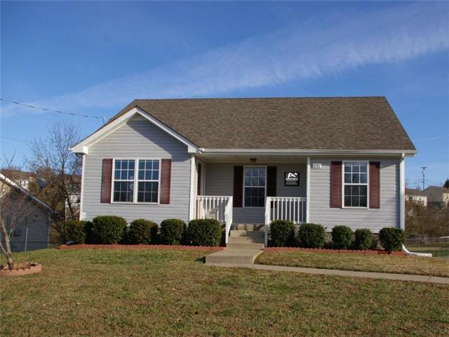Rental Homes for Rent, ListingId:32227308, location: 2762 Cider Drive Clarksville 37040
