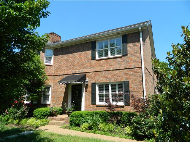 Rental Homes for Rent, ListingId:32215803, location: 1148 Granny White Court Nashville 37204