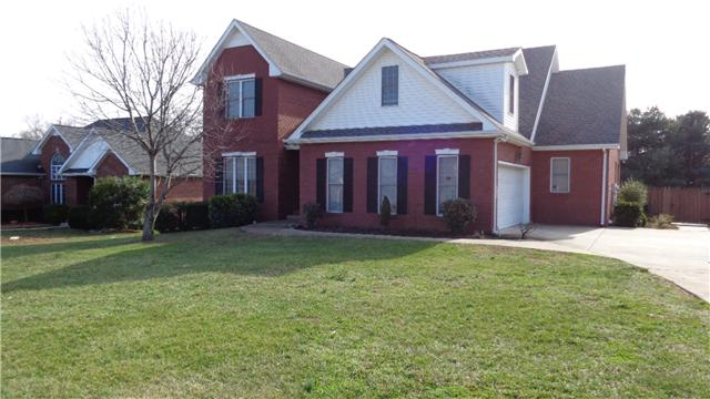 3142 Southpoint Dr, Clarksville, TN 37043