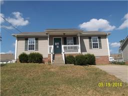 Rental Homes for Rent, ListingId:32213662, location: 257 Audrea Ln Clarksville 37042