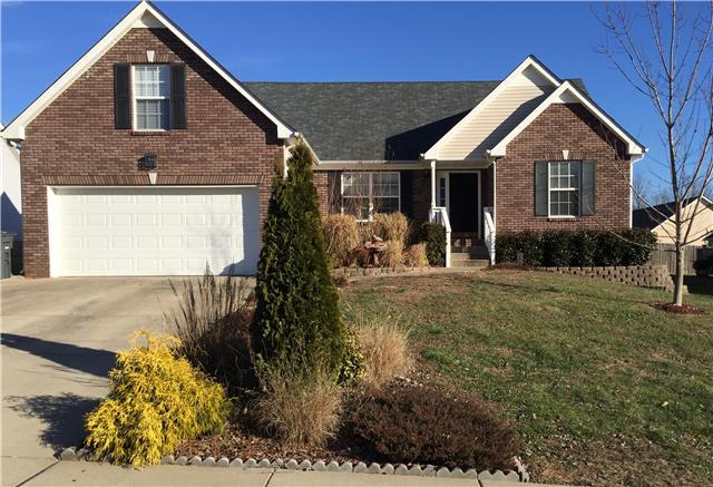 1528 Cedar Springs Cir, Clarksville, TN 37042
