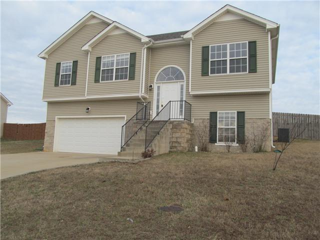 Rental Homes for Rent, ListingId:32214524, location: 1448 Mutual Dr Clarksville 37042
