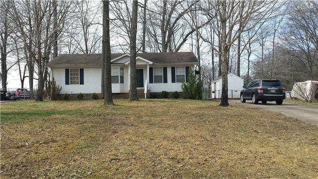 Rental Homes for Rent, ListingId:32222845, location: 964 Merritt Lewis Lane Clarksville 37042